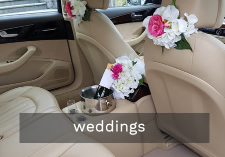 Wedding Chauffeur Galway